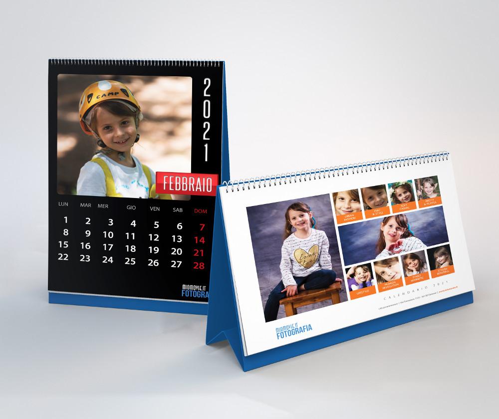 Calendari da tavolo 2021